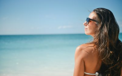 beauty & the beach make-up