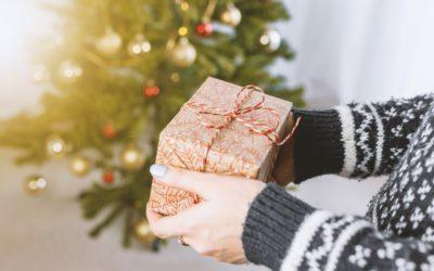 christmas gift box present